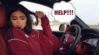Kylie Jenner CAN'T Handle Mommy Duties By Herself...Hires Outside Help For Baby Stormi!