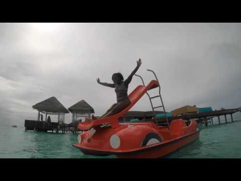 Our Maldives honeymoon - Centara Grand Resort