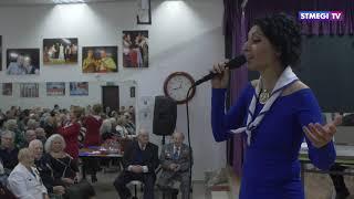 Алла Рид в качестве посланника ФЕНКА посетила военно-исторический музей в Израиле