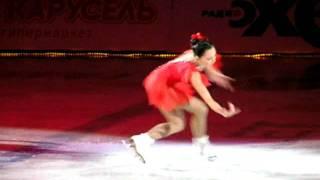 Триумф Тамары Москвиной - Елизавета Туктамышева 14.10.2011