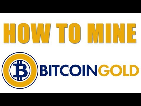 How To Mine Bitcoin Gold