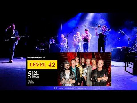 Level 42 - Argentina - 2016