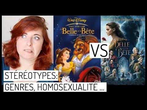 Analyse - La Belle et la Bête de Disney (féminisme, homosexualité, transgenre)