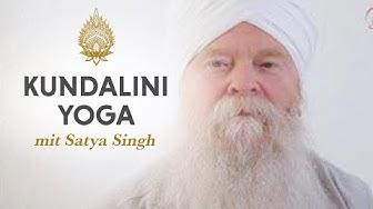 50 MIN. KUNDALINI YOGA - für Dein Herz // Satya Singh von YogaMeHome.org