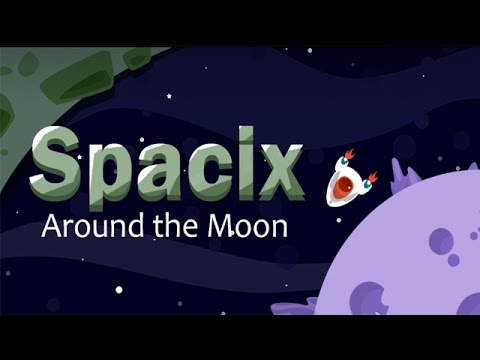 Spacix: Around the Moon Android Gameplay (HD)