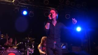 BUCKCHERRY Sorry by RANDY GILL Goodfellas 6/2/15 in 1080 HD