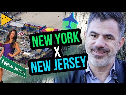 QUAL É A DA RIXA ENTRE NOVA YORK E NEW JERSEY?