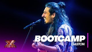 Gaston, la voce di X Factor | Bootcamp 1
