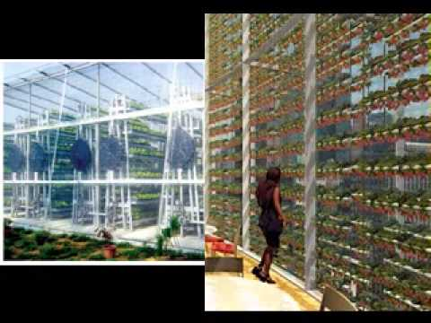 Simple vertical greenhouse design ideas - YouTube