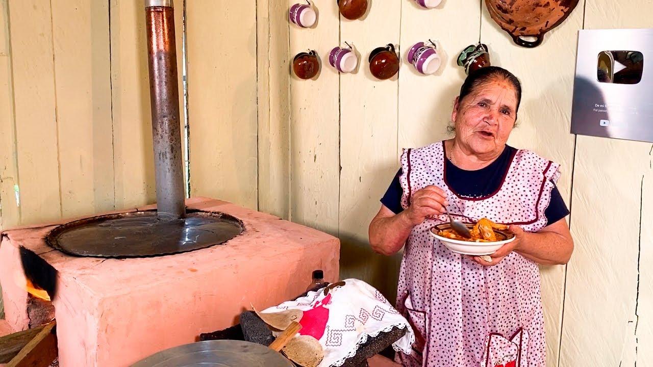 Lo Que Voy A Cenar En Navidad De Mi Rancho A Tu Cocina Youtube