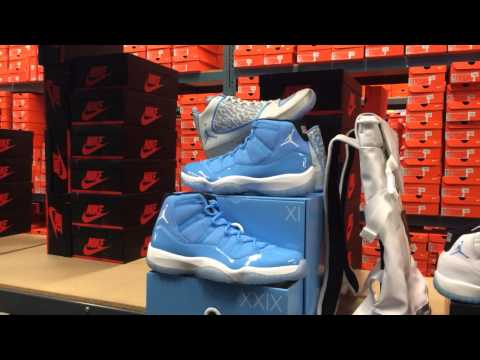ShoeZeum $1100 Air Jordan 11s at Shoe Palace Headquarters