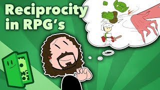 Reciprocity in RPGs - How to Share the Spotlight - Extra Credits