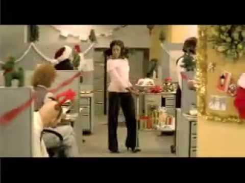 Dorly  Office Diva  Reitmans TV Commercial  'Holiday Catwalk'