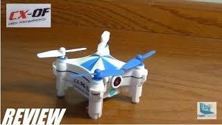 REVIEW: CX-OF Mini Quadcopter (Wi-Fi, Optical Flow, Selfie)
