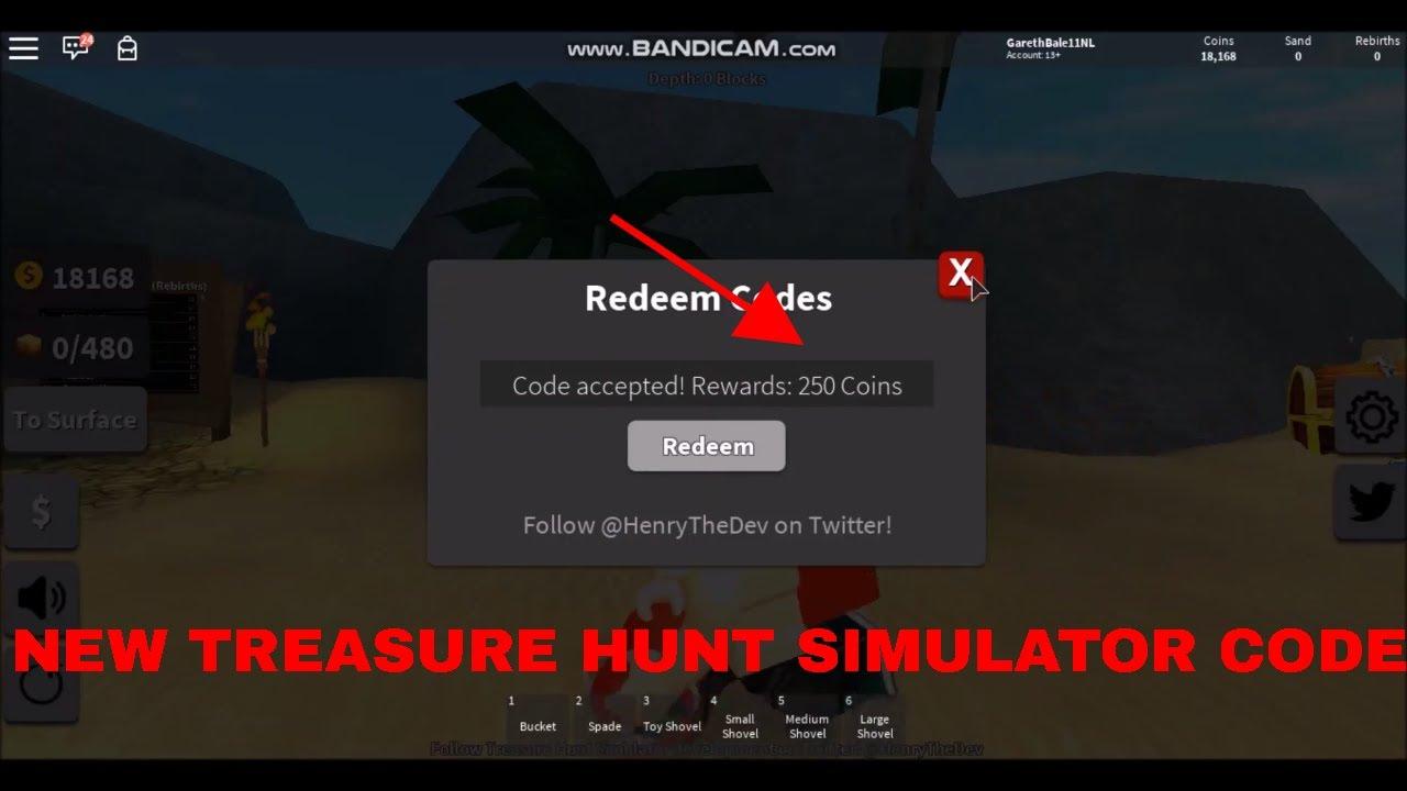 Roblox Treasure Hunt Simulator Codes Wikipedia | Get 100k Robux