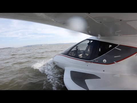 Flying a Seaplane in Rough Water Conditions
