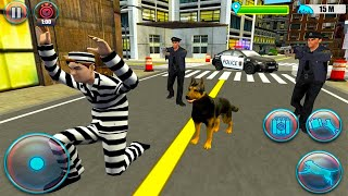 German Shepherd NY City Police Dog Simulator 3D - Action Games Android -  Android Gameplay