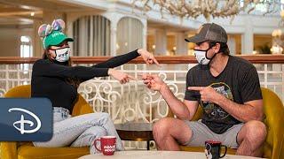 Shailene Woodley & Aaron Rodgers Visit Walt Disney World