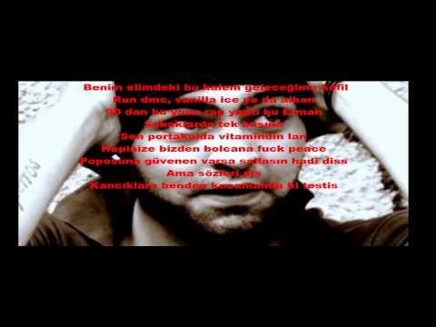 Norm Ender ft Norm Erman - Rap Dersi (Sözleriyle)