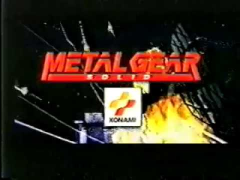 Metal Gear Solid Review Commercial