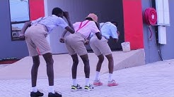 SHATTER WALE MIX AFRO BEAT DANCE VIDEO BY YKD yewo krom dancers