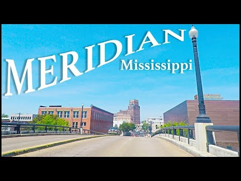MERIDIAN MISSISSIPPI DOWNTOWN DRIVE THROUGH