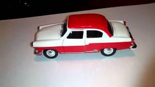 Моя Коллекция Моделей Газ-21