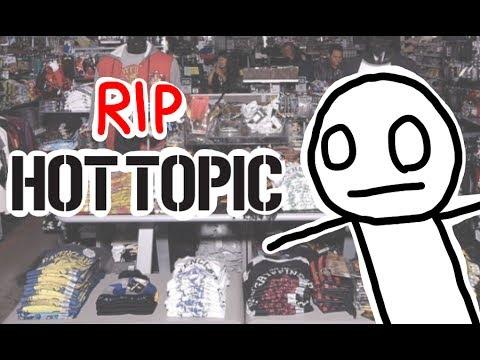 RIP Hot Topic