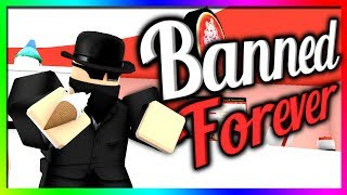 roblox's WEIRDEST way to get BANNED FOREVER...