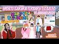 HAPPY BIRTHDAY SAKURA SCHOOL SIMULATOR YG KE-2!! UPDATE TERBARU VERSI 1.038.10| PART 349