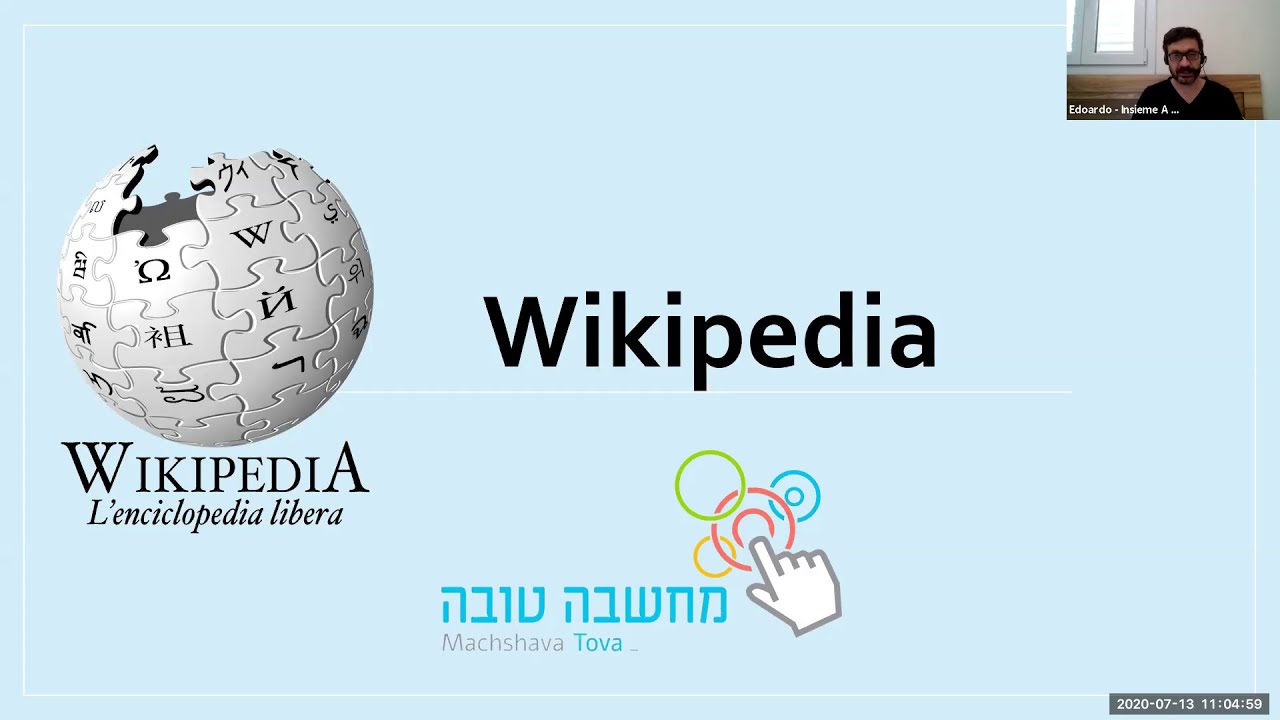 Wikipedia - un'introduzione