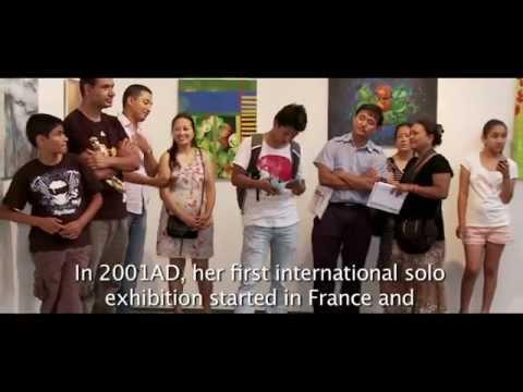 Nepali Artist's Art Exhibition Sydney Australia