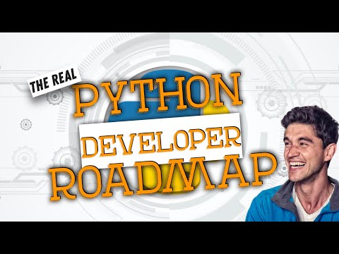 The Real Python Developer Roadmap 💻🐍 | How to become a Python Developer in 2021