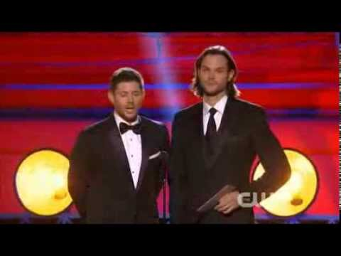 Jensen & Jared of SPN present the Critic