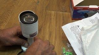 Камера видеонаблюдения обзор и установка