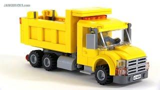 LEGO City custom Dump / Tipper Truck MOC