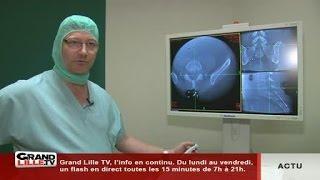 Objectif Santé : La chirurgie du rachis  assistée par Ordinateur à Lille