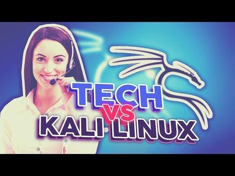 Technicien VS Kali Linux | JE ME FAIS INSULTER !