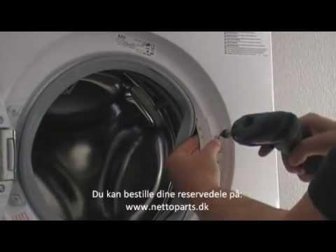 Videoguide: Udskiftning af vaskemaskinens dørlås | Sådan gør du! - YouTube
