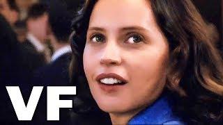 UNE FEMME D'EXCEPTION Bande Annonce VF (2019) Felicity Jones