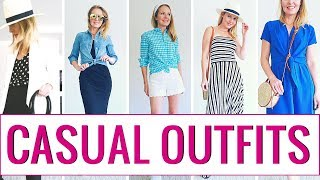 Spring/Summer Lookbook 2018 | Affordable, Casual Outfit Ideas