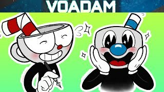 Cuphead Has A Fursona! and the Salty Situation! (Cuphead Comic Dubs) With Bendy and Elder Kettle!