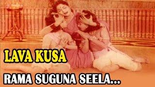 Tamil Movie Song | Lava Kusa | Rama Suguna....