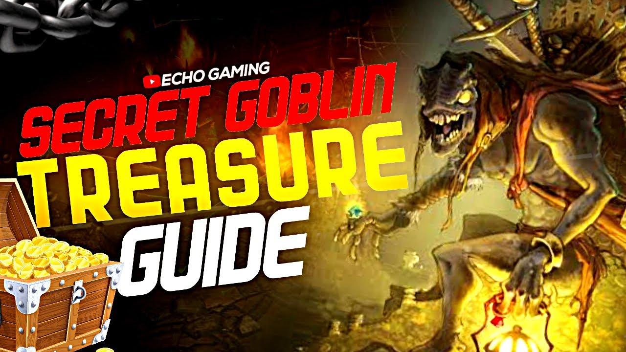 Diablo 3 Secret Treasure Goblin Level - How to find it