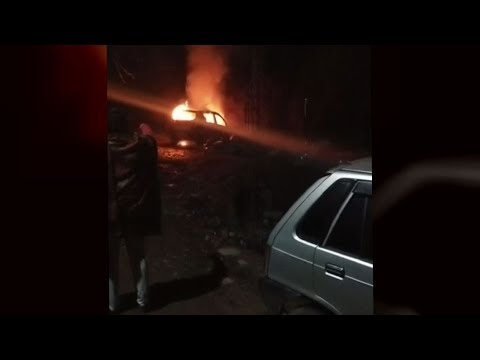 Poonch: Shop, vehicle damaged in fire in Mendhar