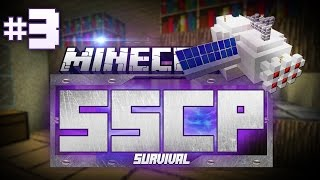 Minecraft Space Station Challenge Pack #3 | SMELTERY AND THINGS! - Minecraft Mod Pack Survival
