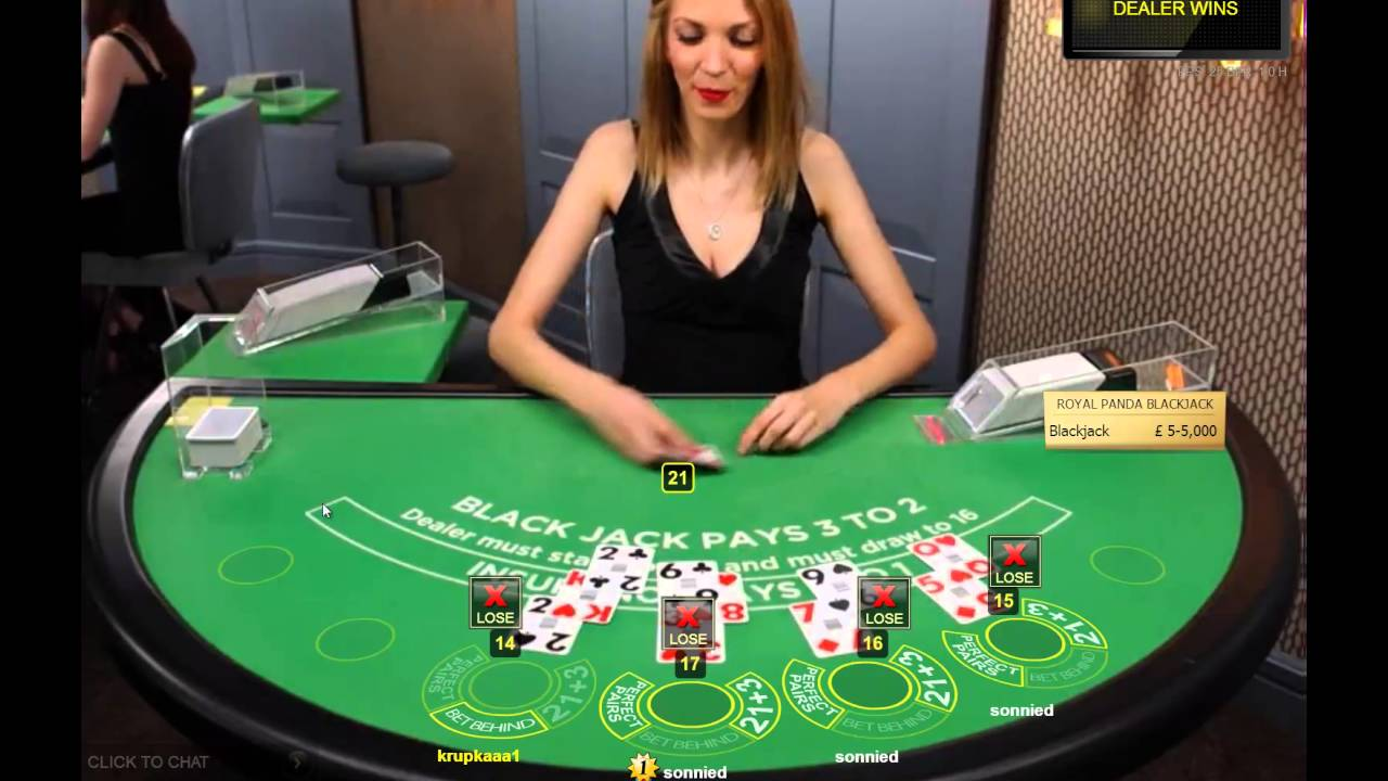 Casino Video Blackjack