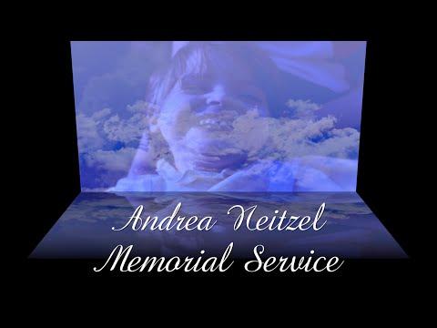 Andrea Neitzel's Memorial Ceremony