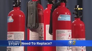 Feds Recall Millions Of Kidde Fire Extinguishers