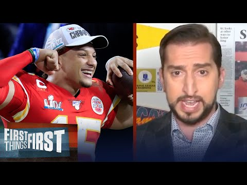 Kansas City Chiefs could be the next post-Patriots dynasty — Nick Wright | NFL | FIRST THINGS FIRST